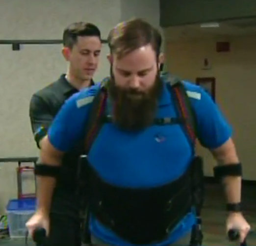 SoldierStrong Donates State-of-the-Art Exoskeleton to Eastern Colorado VA Health Care System