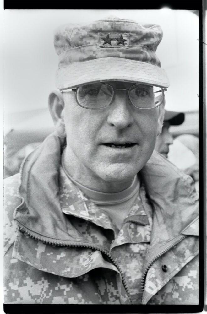 Colonel Gregory D. Gadson