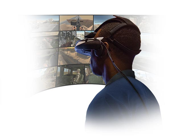 Virtual Reality heal PTSD