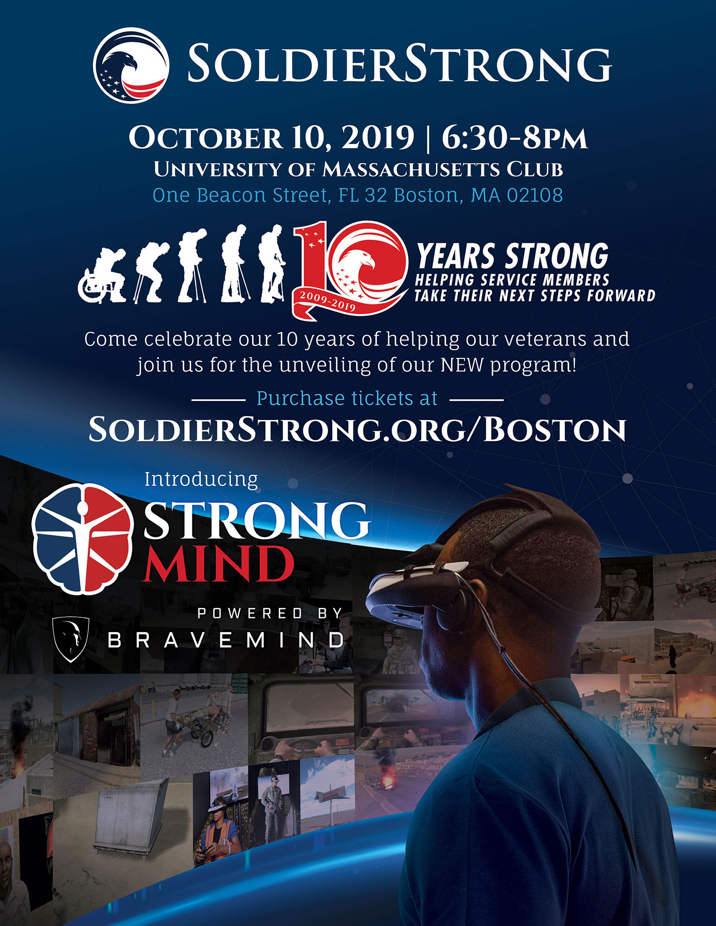 Military Veterans Support, Therapy & Rehabilitation | SoldierStrong