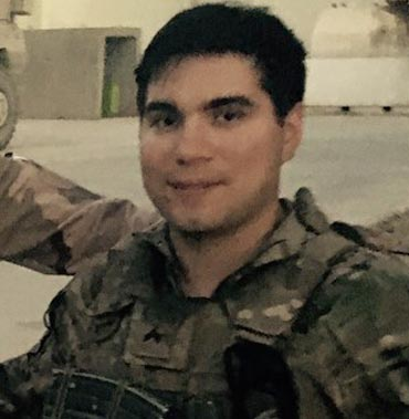 Lucas Netti SoldierStrong